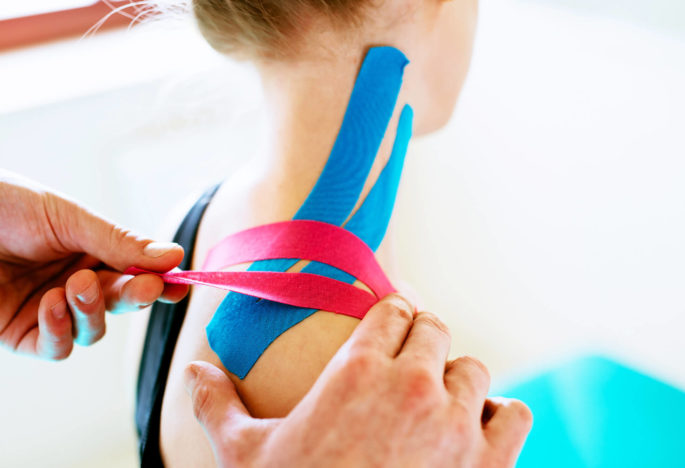 Specialità di terapia fisica